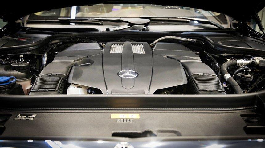 So sánh xe BMW 740Li và Mercedes S450 Luxury về vận hành 3