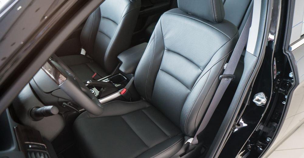So sánh xe Honda Accord 2019 và Peugeot 508 2019 về ghế ngồi.