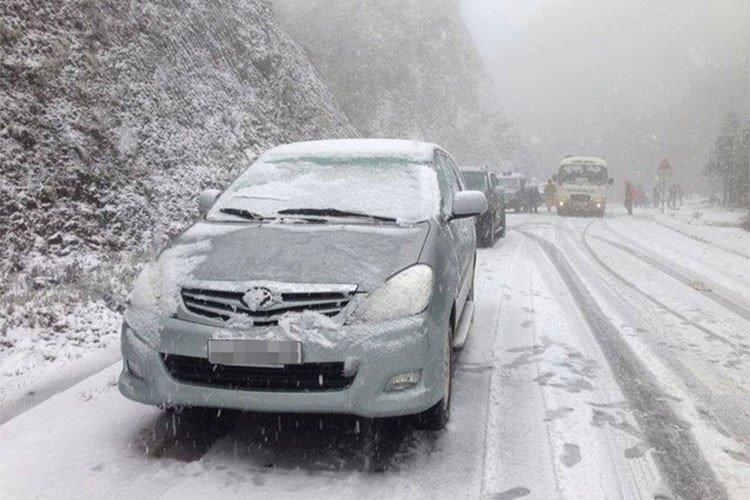 Chăm sóc bảo dưỡng ô tô trước khi bước vào mùa đông 1...
