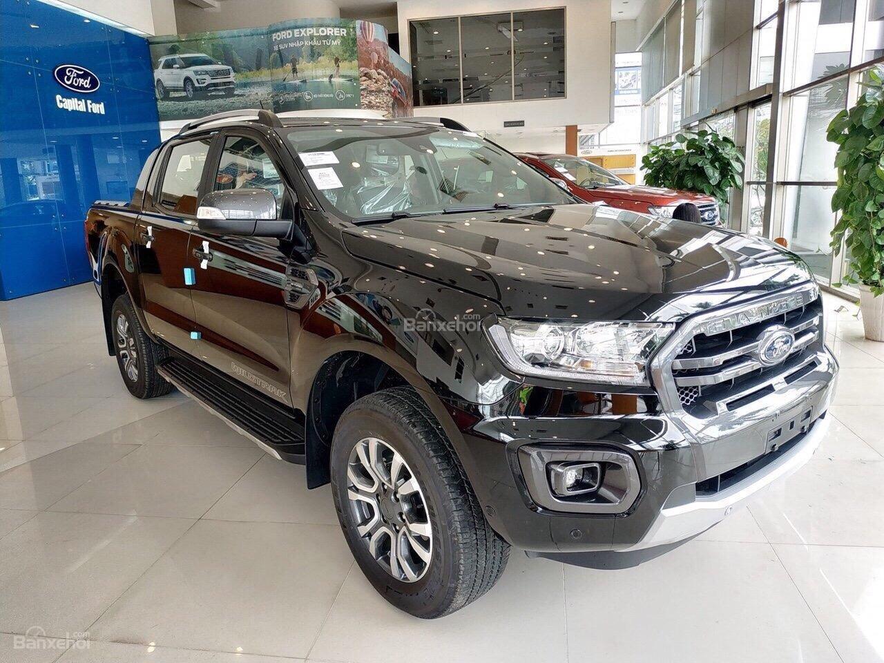 Bán Ford Ranger XLS, Wildtrak 2019 nhập khẩu giá tốt, đủ màu, xe giao ngay, trả góp 90%, liên hệ 0979 572 297 để ép giá (2)