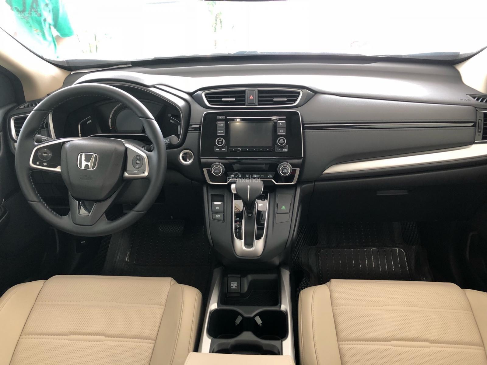 Bán Honda CRV E 2019, còn vài xe giao liền, khuyến mãi khủng 20Tr tiền mặt, chỉ cần 260Tr nhận xe đủ chi phí-1