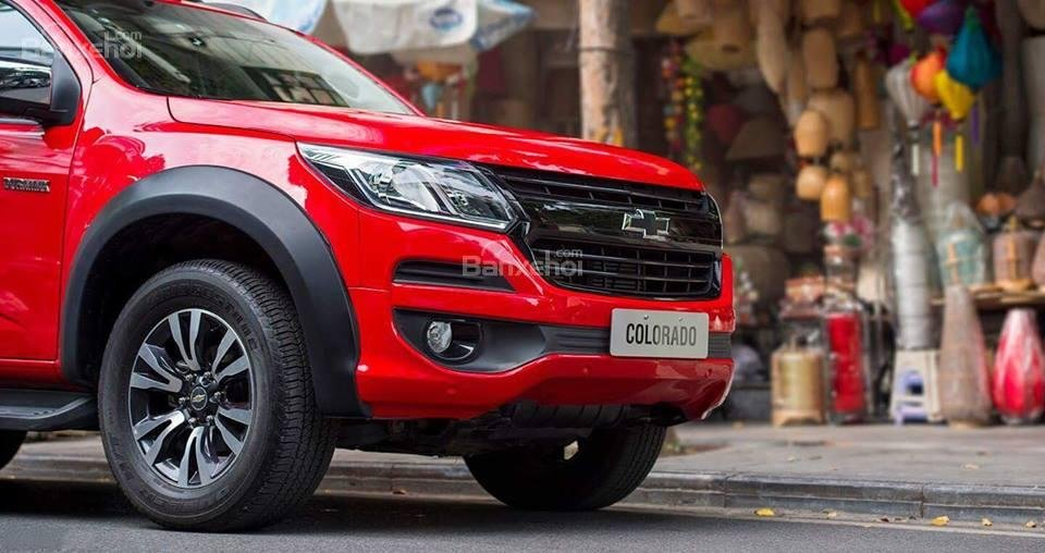 Chevrolet Colorado 2019 trả trước 120 nhận xe ngay, xử lý được hồ sơ khó, không chứng minh thu nhập, liên hệ: 0915888892-1