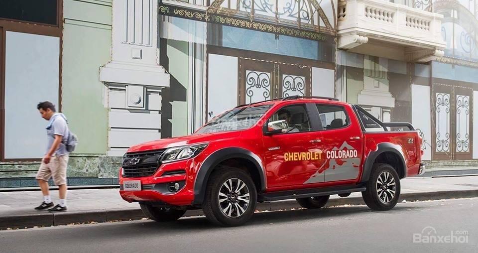 Chevrolet Colorado 2019 trả trước 120 nhận xe ngay, xử lý được hồ sơ khó, không chứng minh thu nhập, liên hệ: 0915888892-2