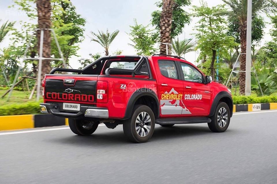 Chevrolet Colorado 2019 trả trước 120 nhận xe ngay, xử lý được hồ sơ khó, không chứng minh thu nhập, liên hệ: 0915888892-3
