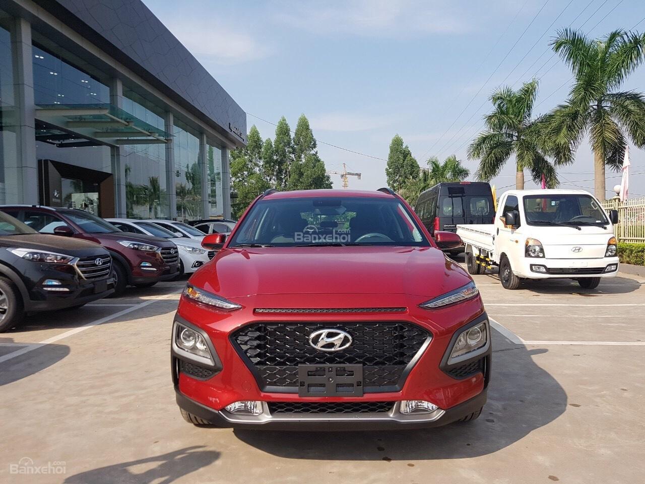 Hyundai Phạm Văn Đồng bán Konna đặc biệt giao ngay đủ màu, giá tốt liên hệ Mr Cảnh 0984 616 689-0