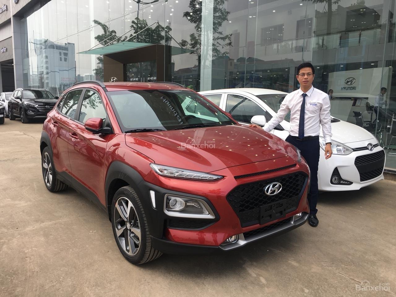Hyundai Phạm Văn Đồng bán Konna đặc biệt giao ngay đủ màu, giá tốt liên hệ Mr Cảnh 0984 616 689-2
