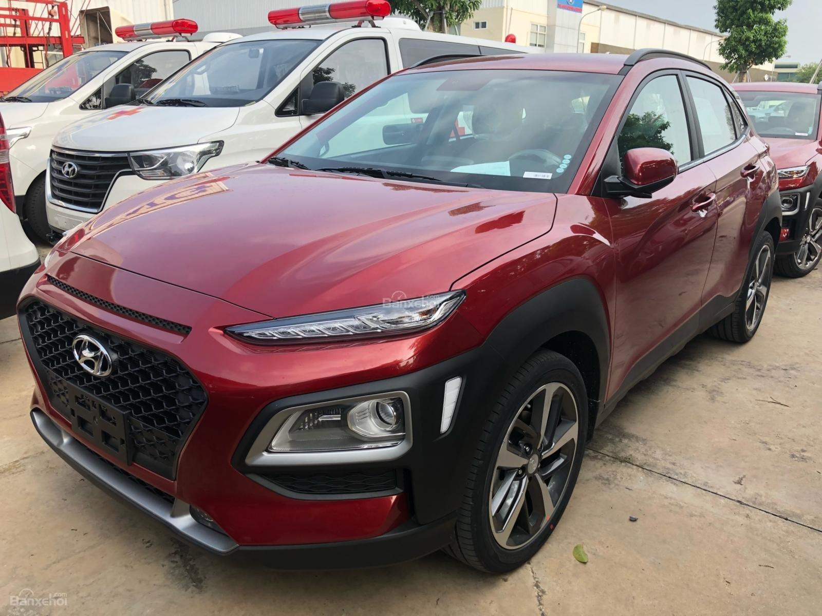 Hyundai Phạm Văn Đồng bán Konna đặc biệt giao ngay đủ màu, giá tốt liên hệ Mr Cảnh 0984 616 689-6