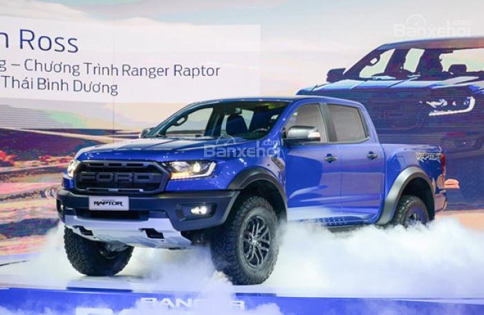 Ford Ranger Raptor và Ford Ranger Wildtrak 4x4 AT