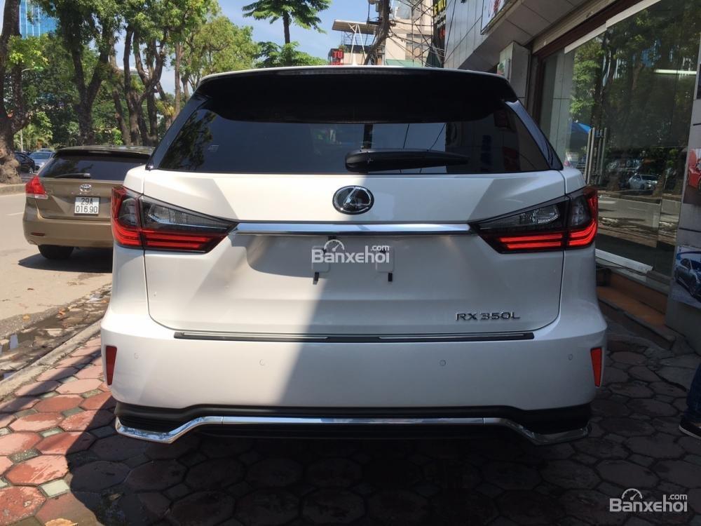 Bán Lexus RX 350L sản xuất năm 2018, bản 07 chỗ màu trắng, nhập khẩu Mỹ giá tốt, liên hệ em Hương: 0945392468-3