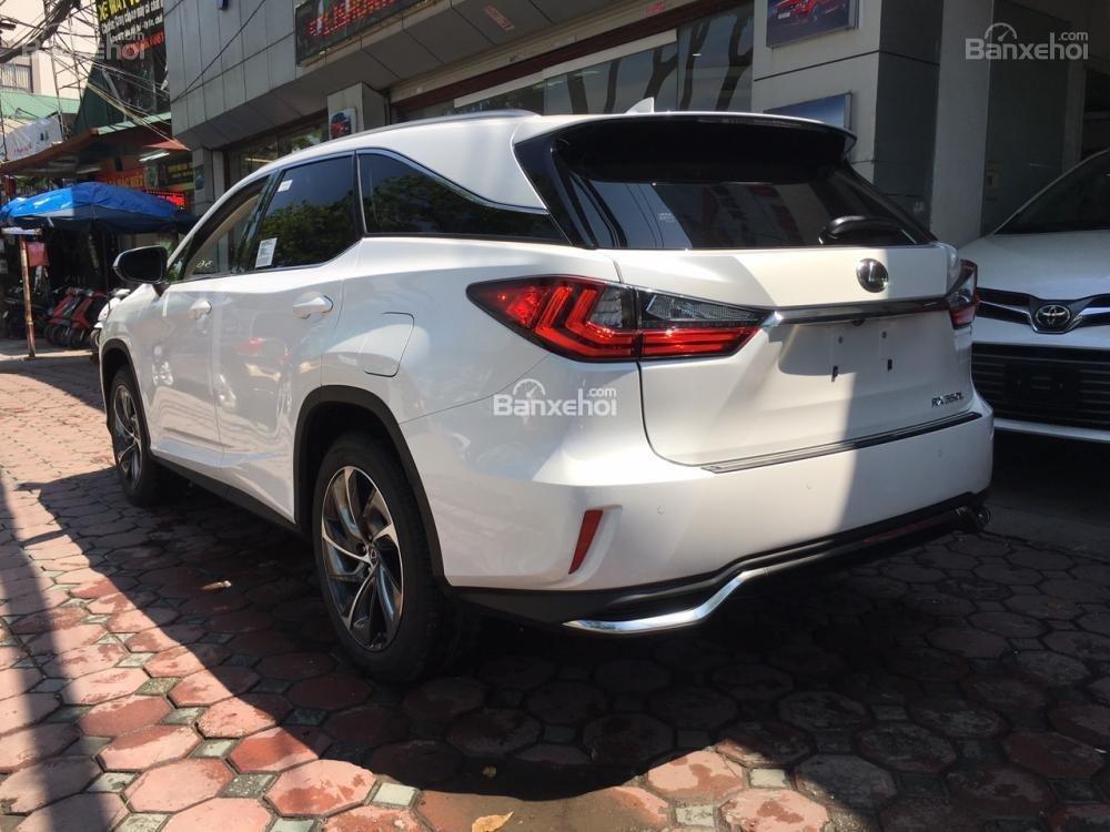 Bán Lexus RX 350L sản xuất năm 2018, bản 07 chỗ màu trắng, nhập khẩu Mỹ giá tốt, liên hệ em Hương: 0945392468-4