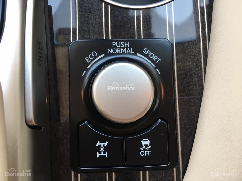 Bán Lexus RX 350L sản xuất năm 2018, bản 07 chỗ màu trắng, nhập khẩu Mỹ giá tốt, liên hệ em Hương: 0945392468-13