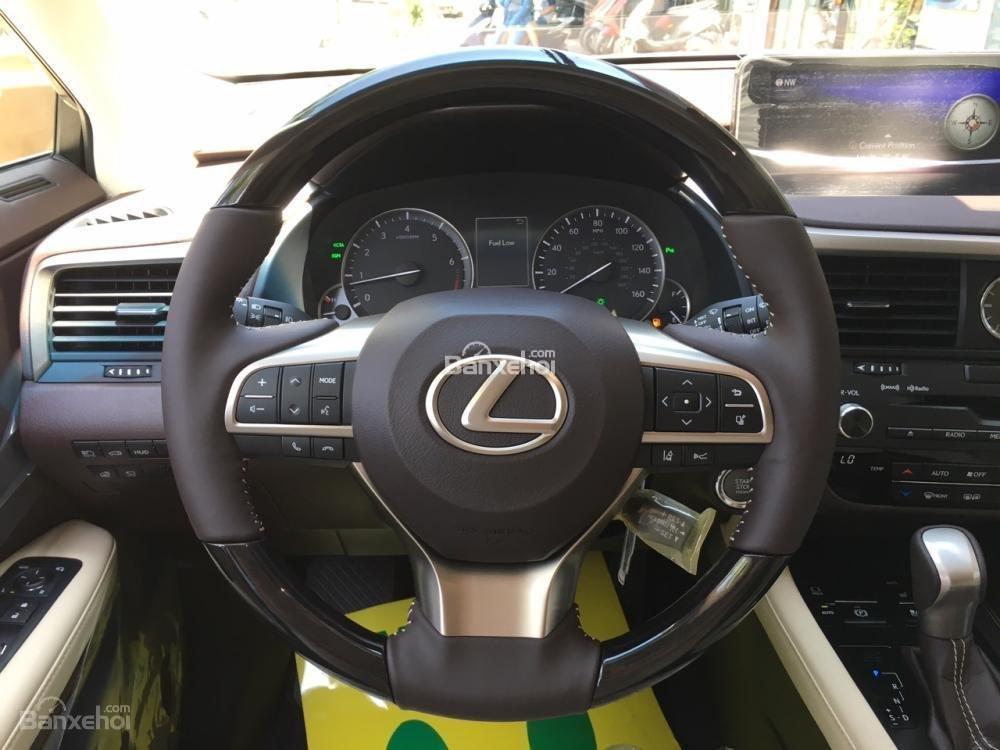 Bán Lexus RX 350L sản xuất năm 2018, bản 07 chỗ màu trắng, nhập khẩu Mỹ giá tốt, liên hệ em Hương: 0945392468-16