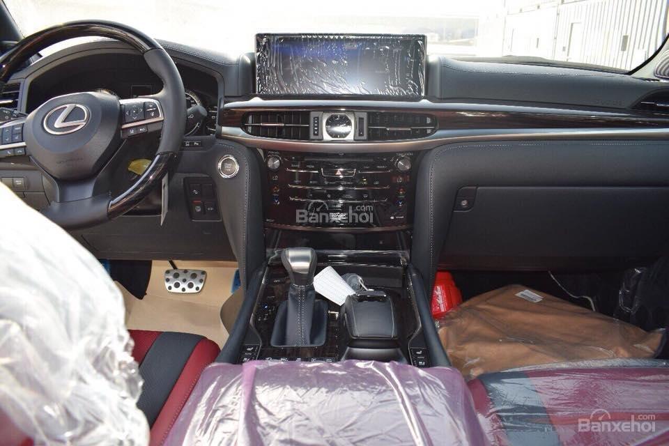 MT AUTO bán xe Lexus LX570S Super Sport đời 2019, màu trắng, xe nhập khẩu Trung Đông giá tốt LH: E Hương: 0945392468-11