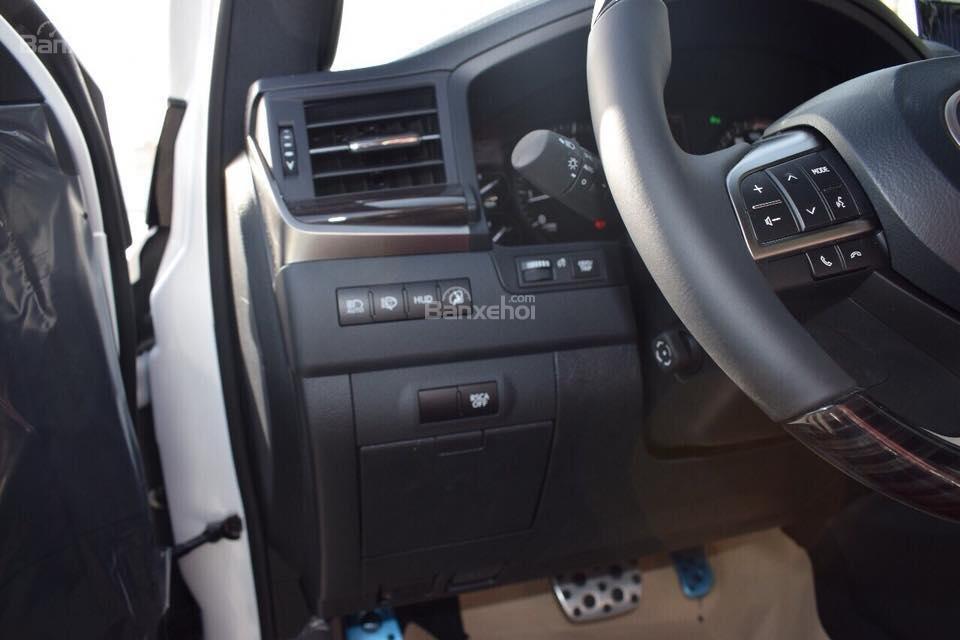 MT AUTO bán xe Lexus LX570S Super Sport đời 2019, màu trắng, xe nhập khẩu Trung Đông giá tốt LH: E Hương: 0945392468-14