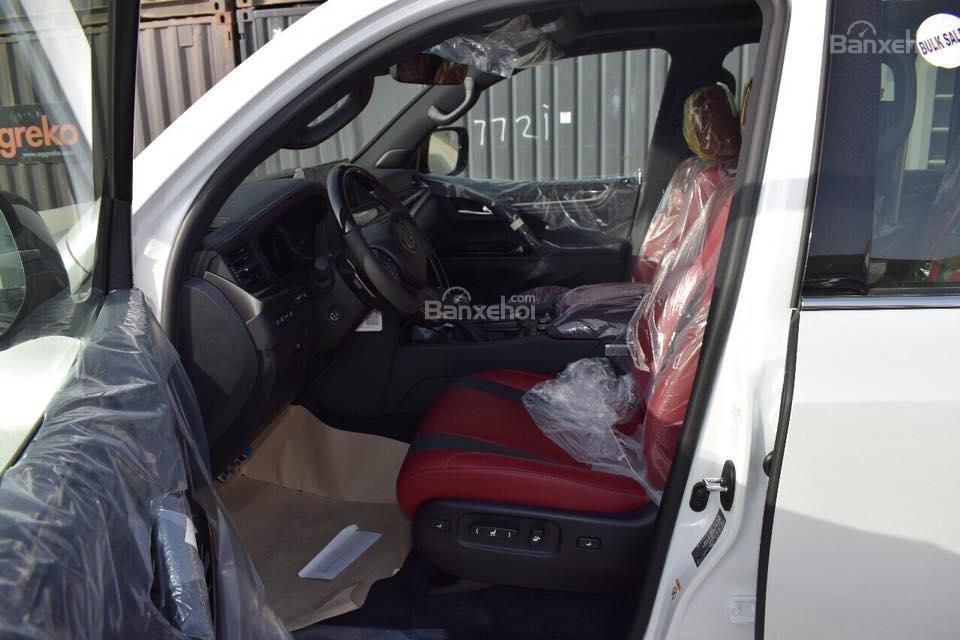 MT AUTO bán xe Lexus LX570S Super Sport đời 2019, màu trắng, xe nhập khẩu Trung Đông giá tốt LH: E Hương: 0945392468-7