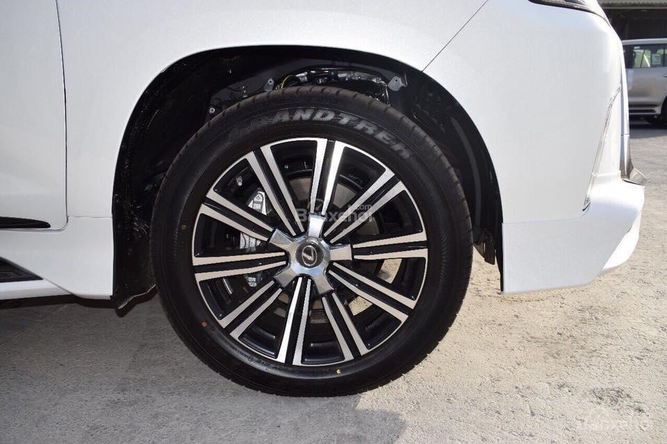 MT AUTO bán xe Lexus LX570S Super Sport đời 2019, màu trắng, xe nhập khẩu Trung Đông giá tốt LH: E Hương: 0945392468-10