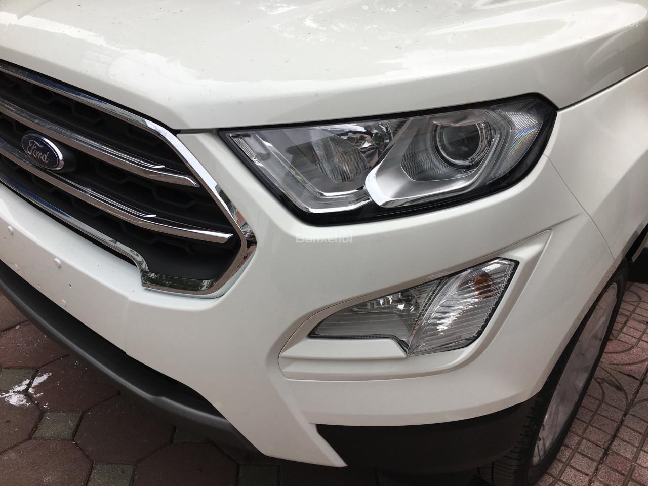 Bán xe Ford Ecosport 1.5L AT đời 2018, màu trắng - Đủ màu giao ngay. Liên hệ 0901858386-4