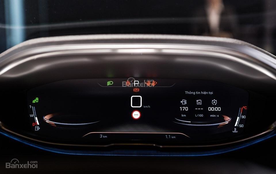 Peugeot 5008 2019 tại Việt Nam 10