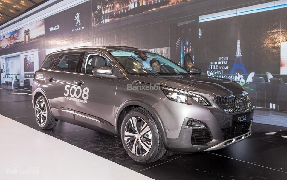 Peugeot 5008 2019 tại Việt Nam 1