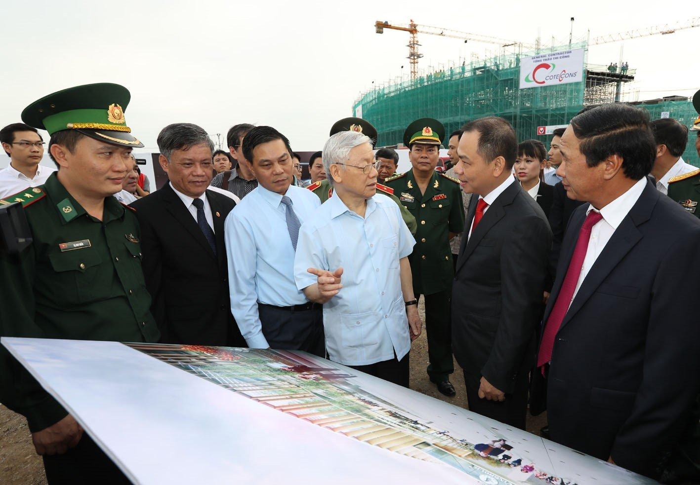 Những chính sách ưu đãi cho thương hiệu sản xuất ô tô Việt - VinFast 2...