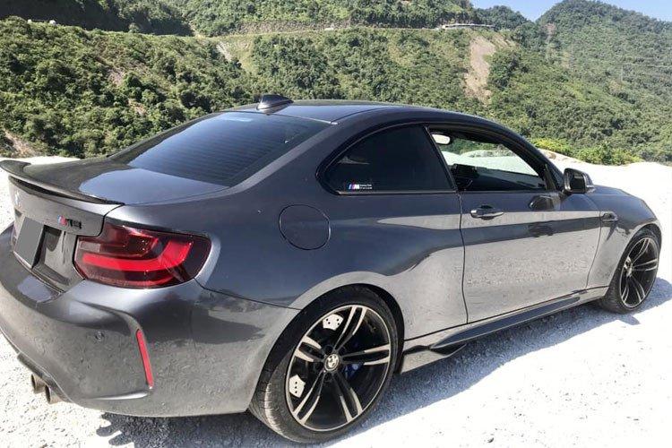 """BMW M2 """"hàng độc"""" rao bán giá 2,45 tỷ tại Hà Nội a8"""