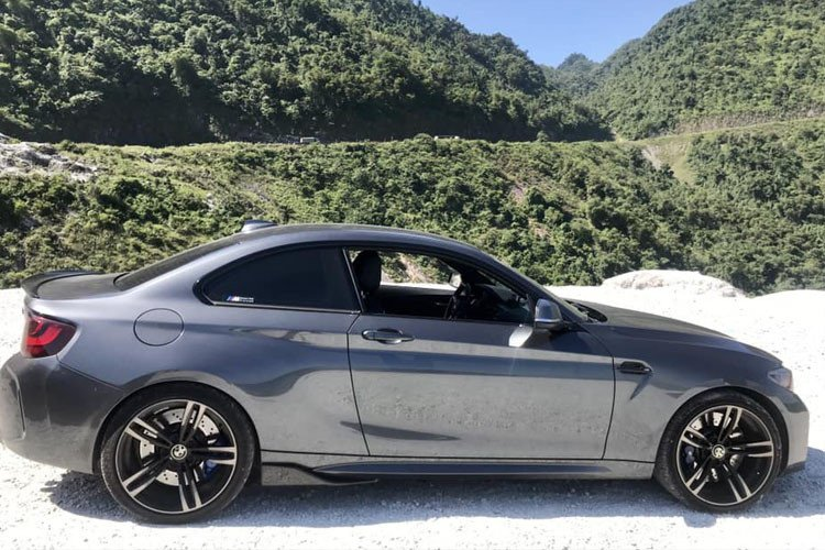 """BMW M2 """"hàng độc"""" rao bán giá 2,45 tỷ tại Hà Nội a2"""