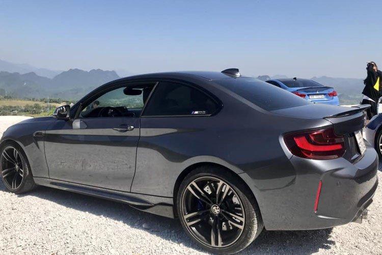 """BMW M2 """"hàng độc"""" rao bán giá 2,45 tỷ tại Hà Nội a4"""