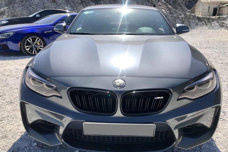 """BMW M2 """"hàng độc"""" rao bán giá 2,45 tỷ tại Hà Nội a3"""