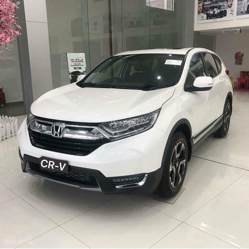Honda Mỹ Đình - Honda CR-V, nhập khẩu, đủ màu, khuyến mại lên tới 50tr, giao xe ngay - LH: 0985.27.6663-0