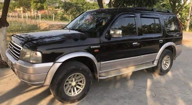 Cần bán lại xe Ford Everest 2.5 năm 2006, giá 245tr (2)