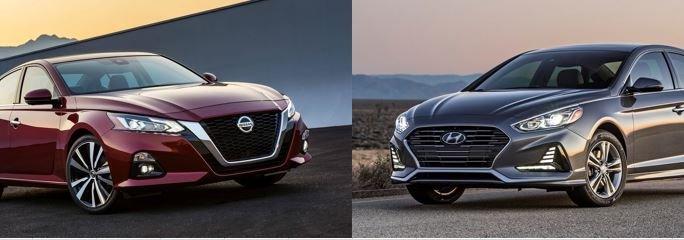 So sánh Nissan Teana 2019 và Hyundai Sonata 2019: Chọn xe Nhật hay xe Hàn?...