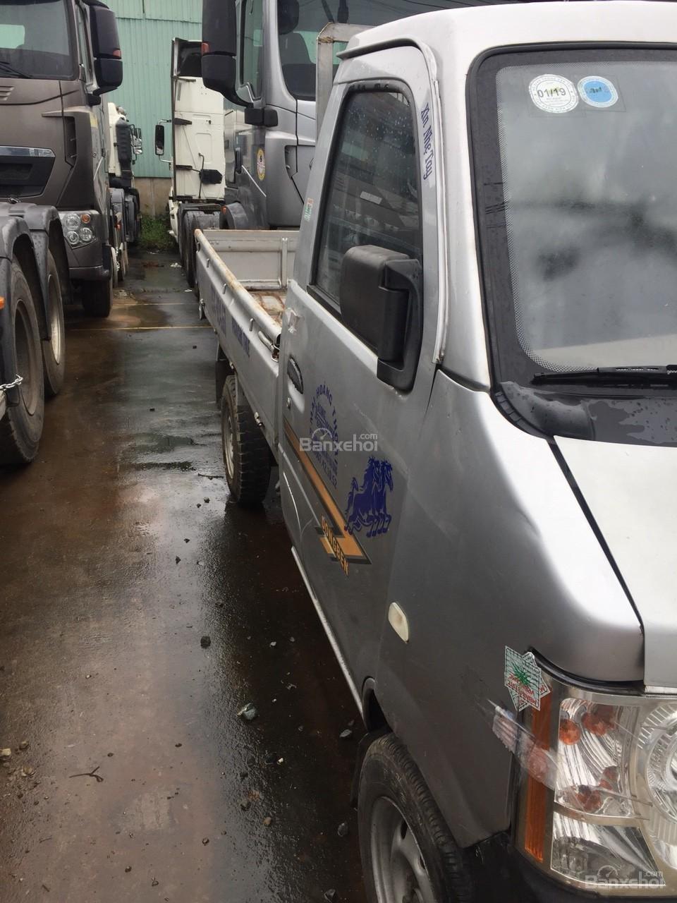 Thanh lý xe tải Dongben đời 2016 thùng lững-2
