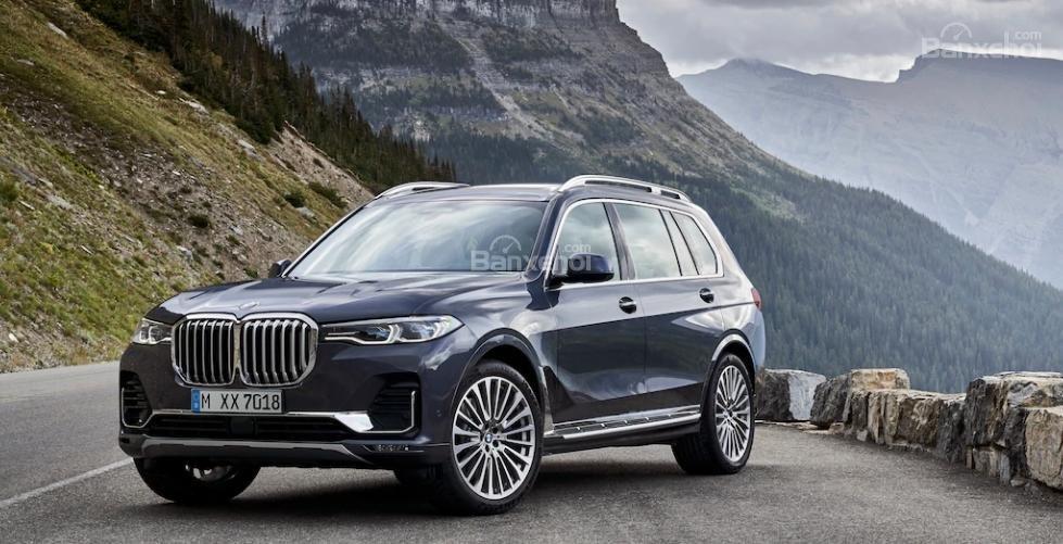 Đánh giá xe BMW X7 2019.