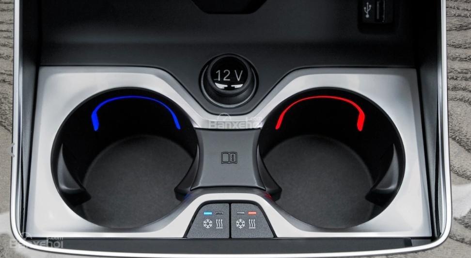 Đánh giá xe BMW X7 2019 về trang bị tiện nghi