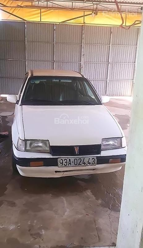 Bán Daewoo Racer năm 1990, màu trắng, nhập khẩu (2)