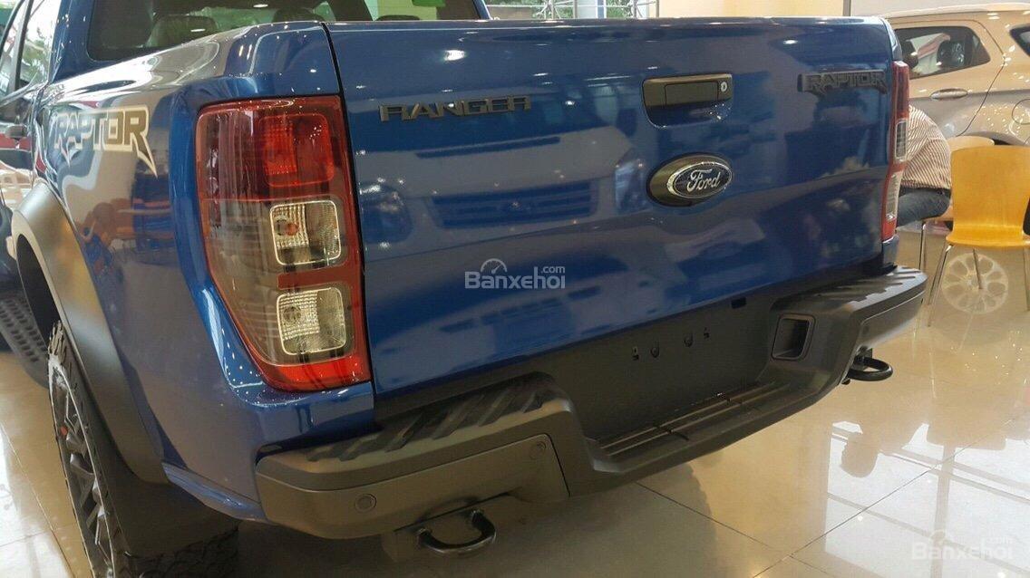 Bán Ford Ranger Raptor 2018, màu xanh lam, xe nhập. Hotline giao xe toàn quốc 0979 572 297-2