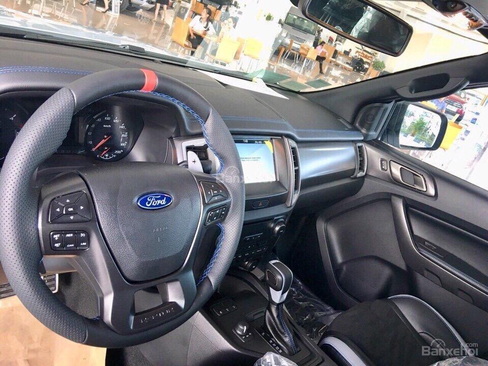 Bán Ford Ranger Raptor 2018, màu xanh lam, xe nhập. Hotline giao xe toàn quốc 0979 572 297-3