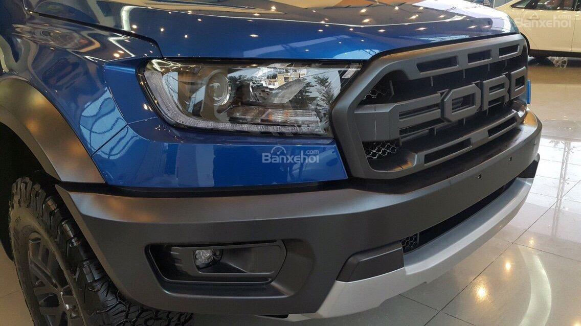 Bán Ford Ranger Raptor 2018, màu xanh lam, xe nhập. Hotline giao xe toàn quốc 0979 572 297-7