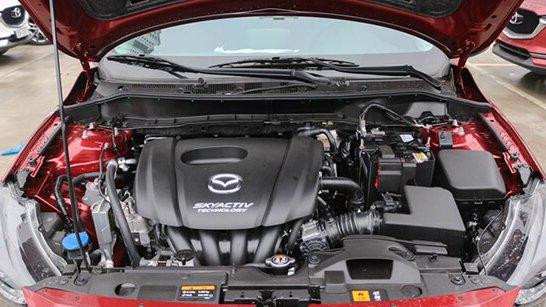 So sánh xe Toyota Vios 2019 và Mazda 2 2019 về vận hành 3