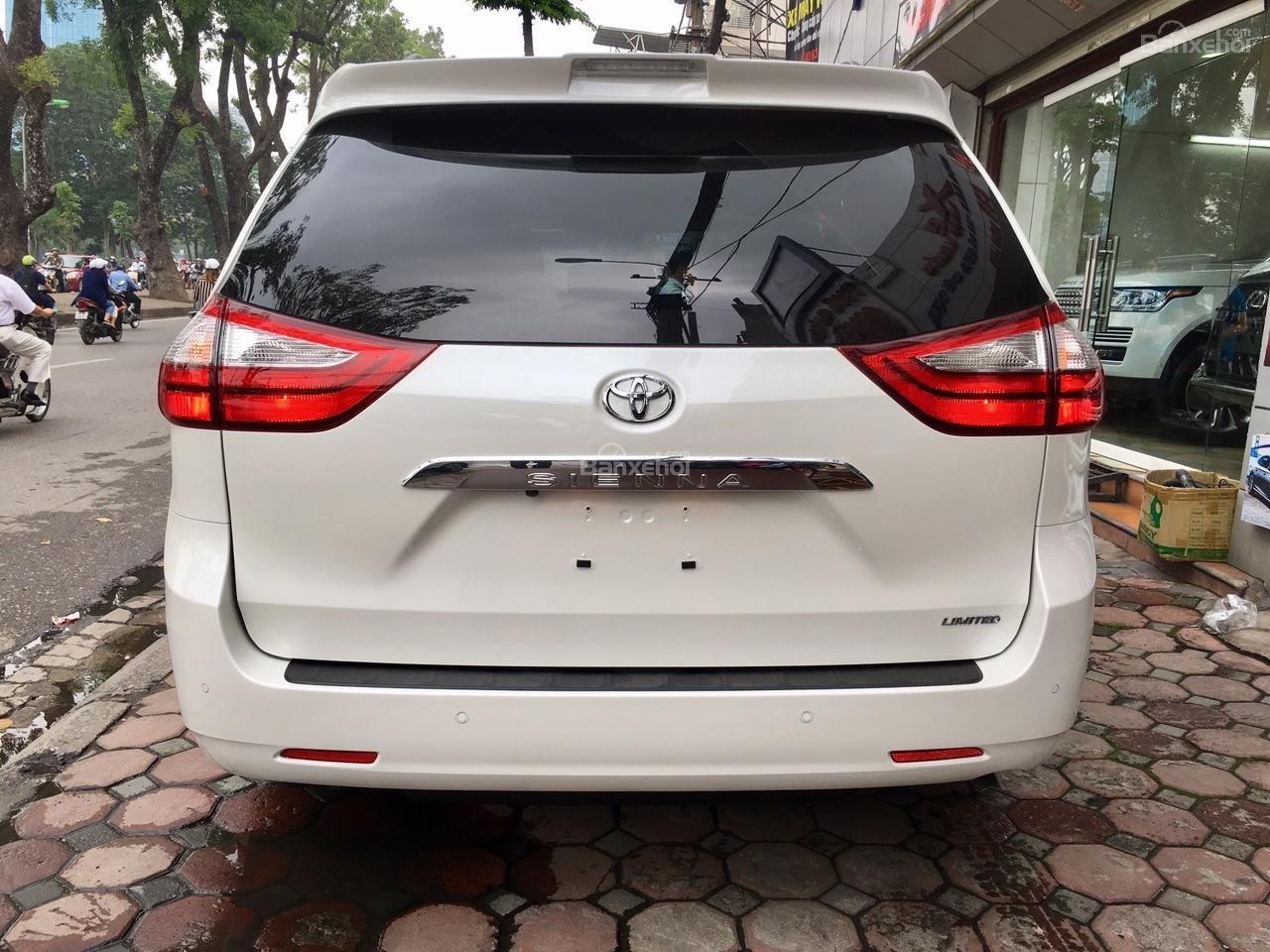 Bán Toyota Sienna Limited sx 2019, nhập khẩu Mỹ, LH Ms Hương: 0945392468-2