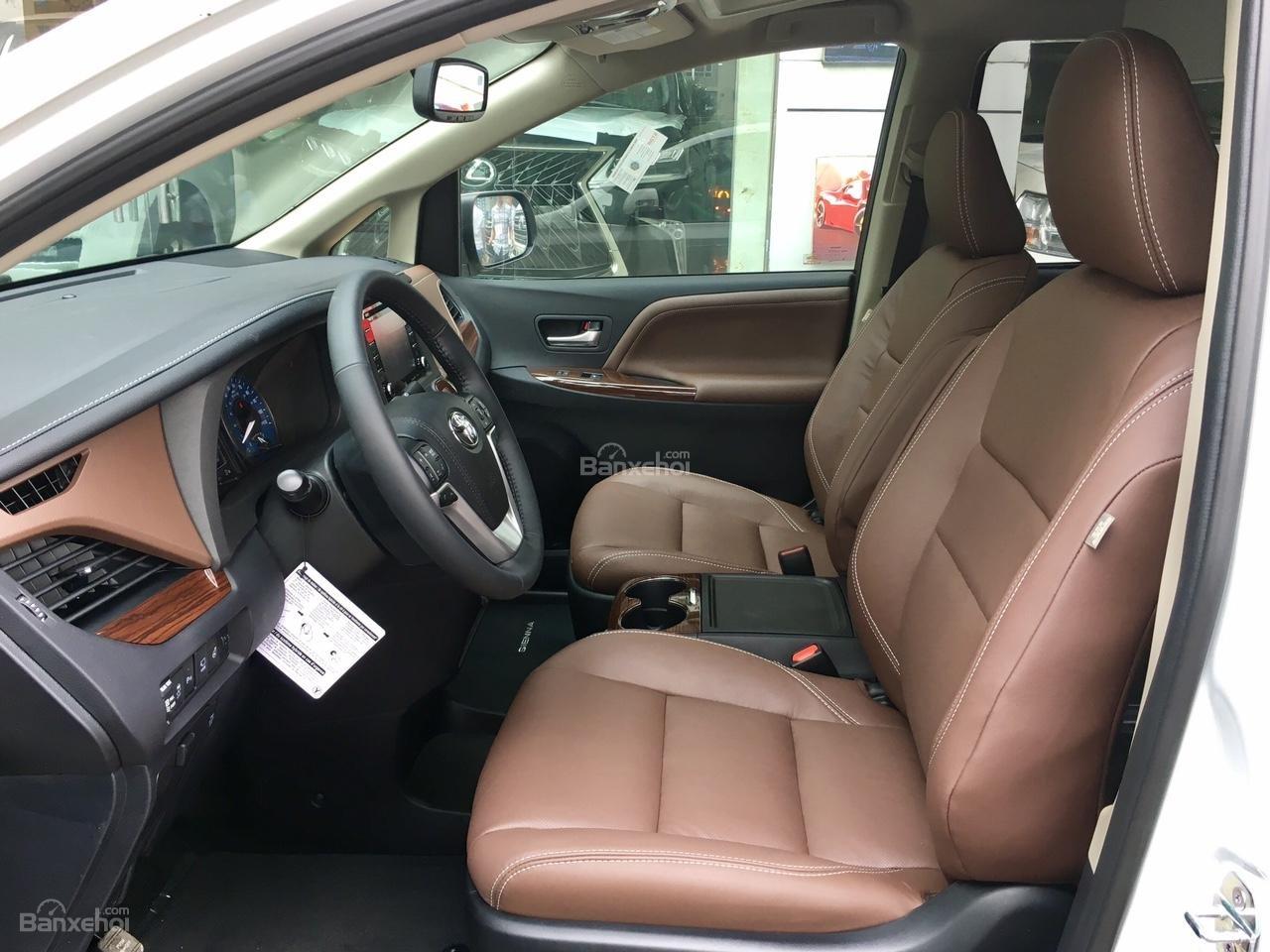 Bán Toyota Sienna Limited sx 2019, nhập khẩu Mỹ, LH Ms Hương: 0945392468-12