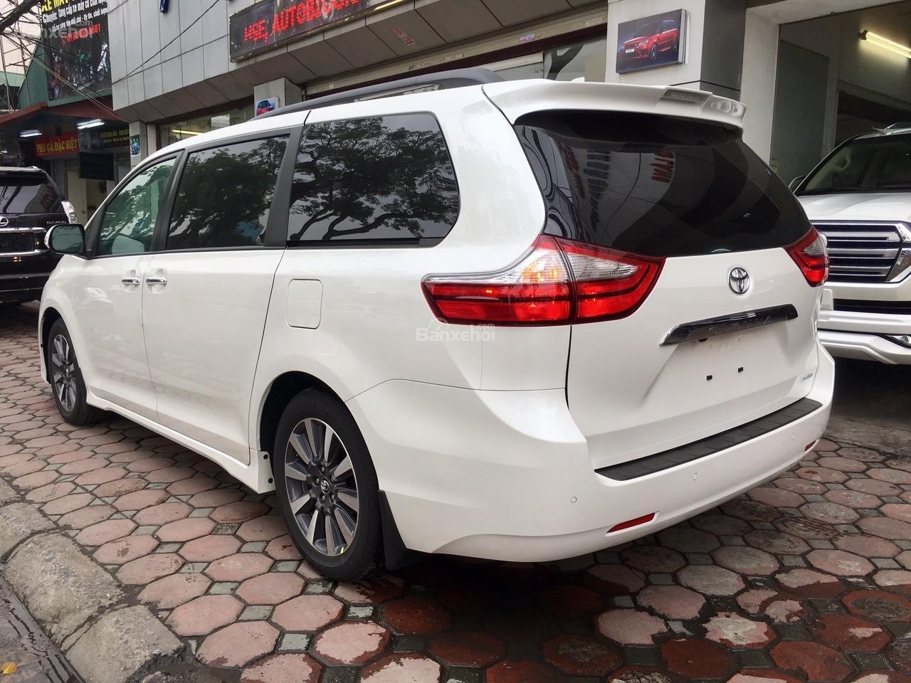 Bán Toyota Sienna Limited sx 2019, nhập khẩu Mỹ, LH Ms Hương: 0945392468-15