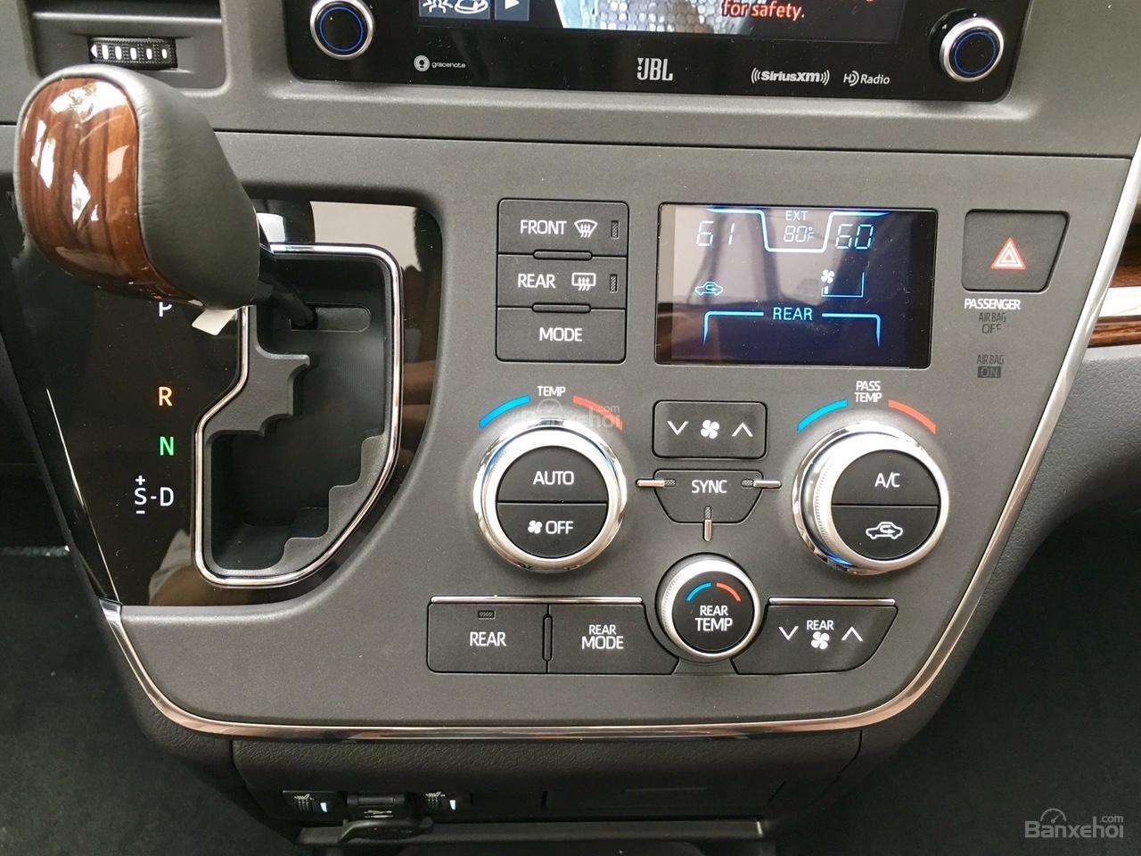 Bán Toyota Sienna Limited sx 2019, nhập khẩu Mỹ, LH Ms Hương: 0945392468-24