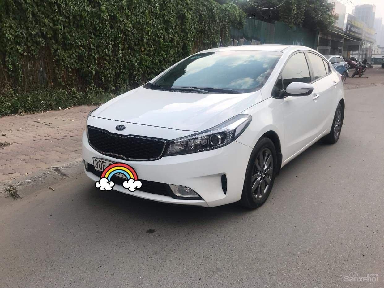 [Tín Thành auto] Bán ô tô Kia Cerato 1.6MT sản xuất 2017, một chủ từ mới. Liên hệ: Mr Huy 0971718228-0