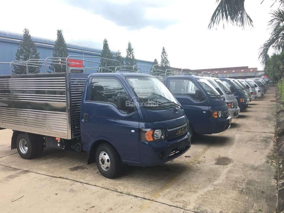 Bán xe tải JAC 1,5 tấn, tại Hải Phòng - Hà Nội (1)