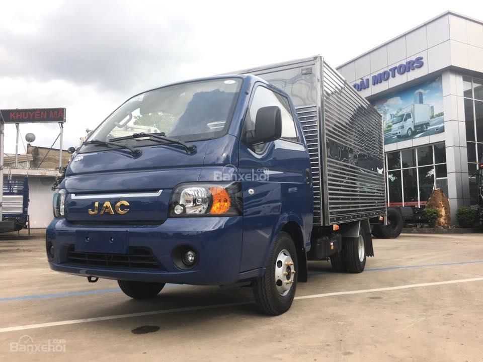 Bán xe tải JAC 1,5 tấn, tại Hải Phòng - Hà Nội (2)