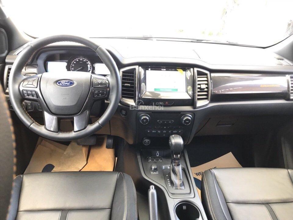 City Ford bán Ford Ranger Wildtrak 2.0 AT 4x2 2018, đủ màu, nhập khẩu-4