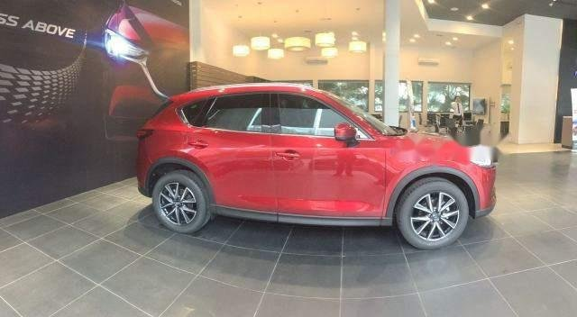Bán ô tô Mazda CX 5 sản xuất 2018, màu đỏ, giá chỉ 999 triệu-2