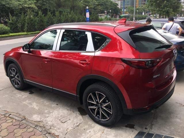 Bán ô tô Mazda CX 5 sản xuất 2018, màu đỏ, giá chỉ 999 triệu-4