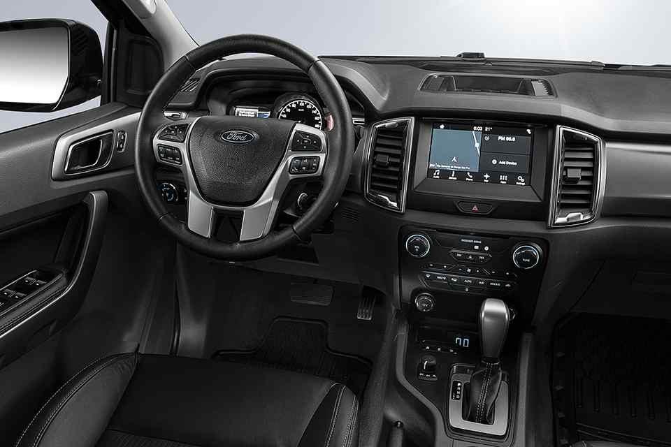 Ford Ranger Black Edition Concept tuyệt đẹp xuất hiện - Ảnh 2.